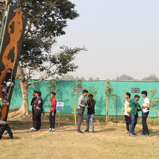 Rocksport Picnic Place In Lucknow